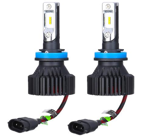 LEDヘッド&フォグライト(H8/H9/H11/H16jp 兼用)Bright C.S.P Led/8000lm(6500K)車検対応 [正規代理店経由]
