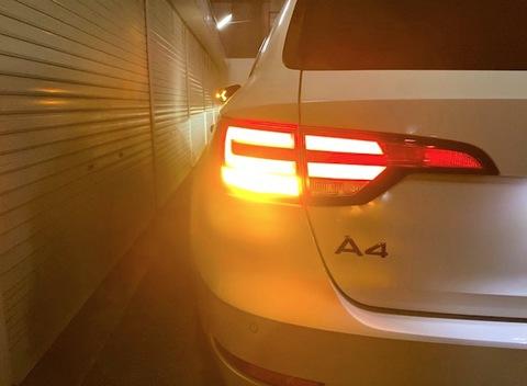 アウディA4/SMD3030リアウインカーランプ/AUDI A4/S4・8W (B9) セダン/アバント