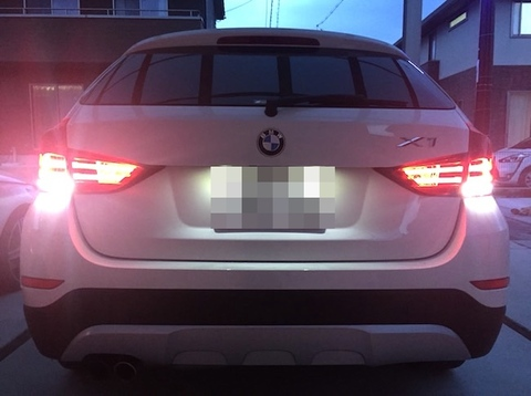BMW X1 E84/バック(リバース)ランプ/LG1818 CSP Power LED(1200LM)BMW X1(E84)