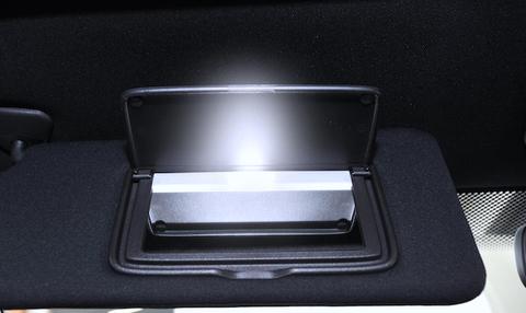 NISSAN GT-R/LED(SMD5050) バニティ(バイザー)ランプ/GTR R35(2019~)
