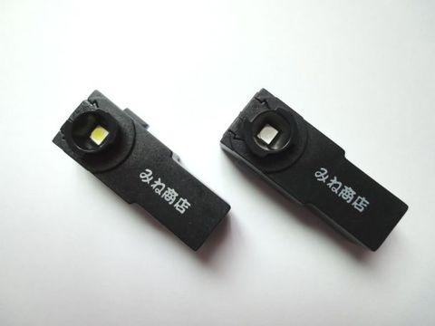高輝度 SMD フットランプ(足元) ランクル200/URJ202W