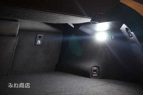 LEXUS NX(前期)専用 1,5W Power SMDラゲージルームランプ「タイプ1」AGZ10/15・AYZ10/15 レクサスNX [※2015年/8月まで]