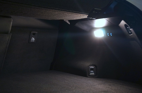 LEXUS NX(後期)専用/純正交換用 LED(SMD2835) ラゲージルームランプ「タイプ3」AGZ10/15・AYZ10/15 レクサスNX [2017年/9月〜]