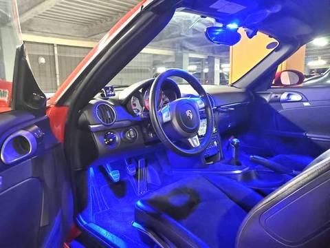 ポルシェ ボクスター(987)ルームランプセット3030 monster LED/PORSCHE 987型 Boxster S