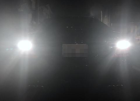メルセデスベンツ Sクラス W221(後期)純正テールランプ専用/バック(リバース)ランプ/Epistar 3030monster chips・1400LM/Benz-S/W221後期