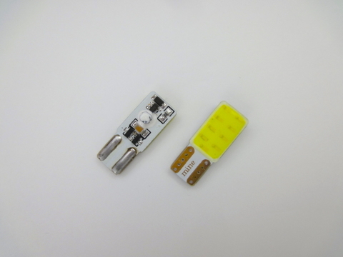T10/3W POWER COB LED (10mm x 16mm) ホワイト/6000K