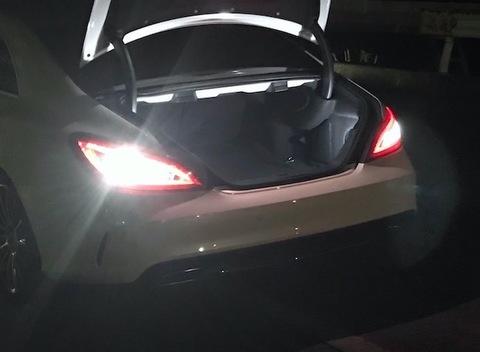 メルセデスベンツCLSクラス C218・X218/バック(リバース)ランプ/CSP2020・1200LM/MercedesBenz-CLS(C218・X218)
