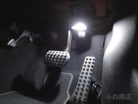メルセデスベンツ Cクラス W204・S204/Epistar 3030 monster LEDフロントフットランプ/Benz-C/W204・S204