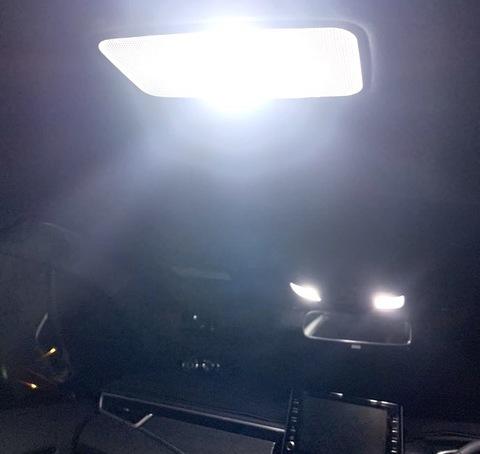 210系カローラスポーツ/H.L monster LEDルームランプセット/COROLLA SPORT