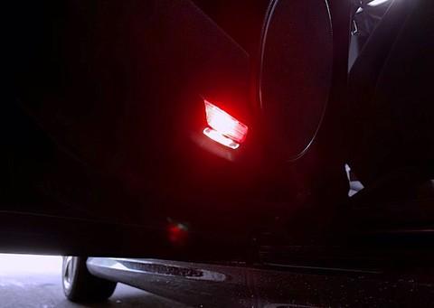 メルセデスベンツ Cクラス W204・S204/Power 3030LEDドアカーテシランプ/Benz-C/W204・S204