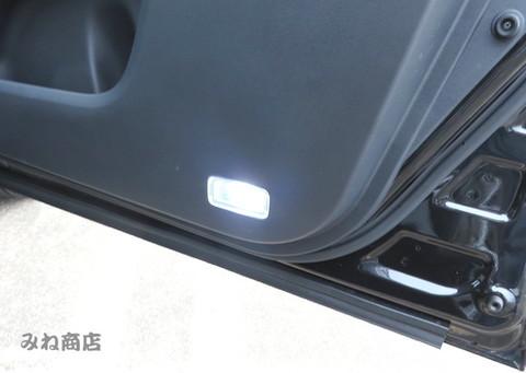 アベンシス LED(SMD)ドアカーテシランプ!! AVENSIS/ZRT272W