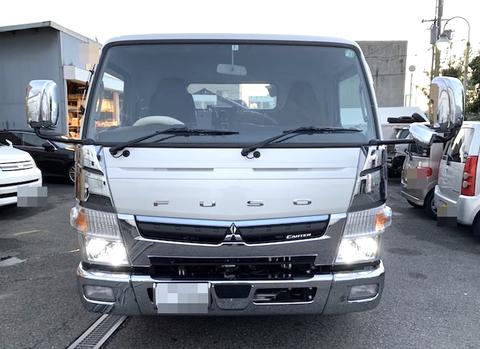 三菱ふそう・キャンター/LEDポジションランプ・米国CREE XLamp XP-E R3(6000K)/Mitsubishi Fuso Canter(2010年-2020年)