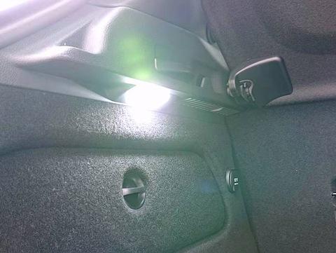 メルセデスベンツ GLAクラス X156/Epistar 3030 monster LEDラゲッジ&グローブボックスランプ/MercedesBenz-GLA/X156