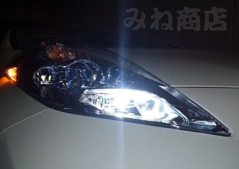 日産リーフ/ポジションランプ/monster 3014 H.L LED(20pcs) 390LM/Nissan LEAF(ZE0/前期・AZE0/後期)