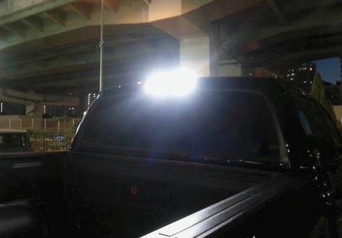 米国トヨタ タンドラ/LED ハイマウントストップ&カーゴランプ/US TOYOTA TUNDRA/SR・SR5