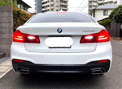 BMW 5シリーズ G30/G31/バック(リバース)ランプ/Power 3020LED・500+500LM/BMW 5(G30・G31)