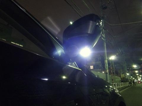 フォルクスワーゲン パサートB7/LEDドアミラーウエルカムランプ(サイドミラー) VW Passat・3CCAX (B7)