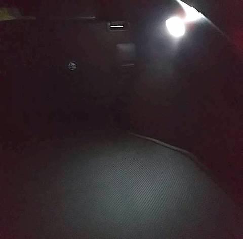 80系ハリアー/純正交換用 LED(SMD2835) ラゲージルームランプ/80 HARRIER・AXUH8#・MXUA8#