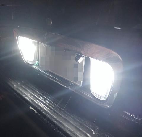 LINCOLN NAVIGATOR/バック(リバース)ランプ/3030 Monster LED/リンカーン・ナビゲーター(1998~2002)