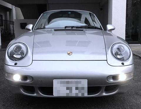 ポルシェ 911カレラ(993)ポジションランプ(スモール)3030 monster LED/PORSCHE 993型 911 Carrera S