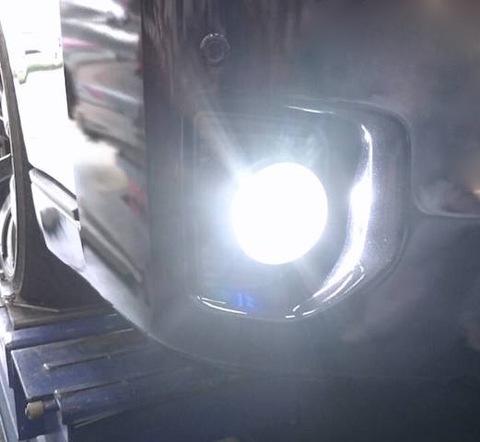 200系ハイエース 3型後期・4型・5型・6型 [360°照射 2000ルーメン] LEDフォグランプ/Custom C.O.B/2000LM(ホワイト・レモンイエロー・アイスブルー)GDH・ KDH・TRH2##(H24.5~)