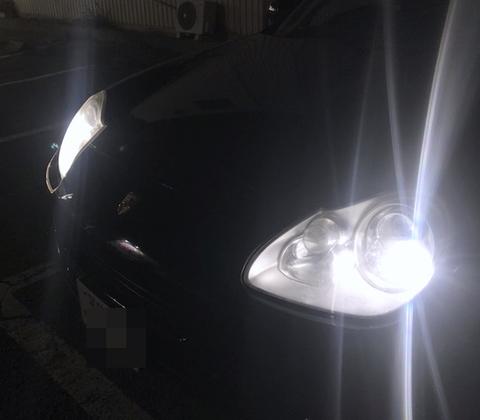 ポルシェ カイエン(955)ポジションランプ Epistar 3030 Power LED/PORSCHE 955型 Cayenne