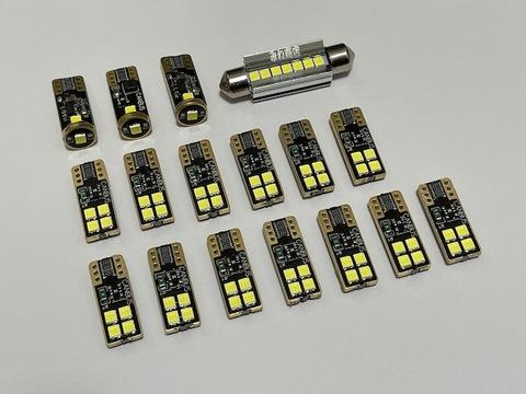 ポルシェ カイエン(955)ルームランプセット3030 monster LED/PORSCHE 955型 Cayenne