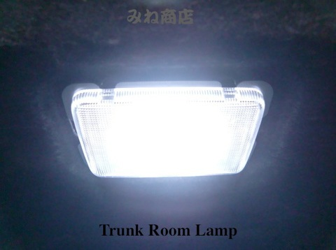 200クラウン/ハイルーメンLED(2835 SMD)トランク灯/GRS20# / GWS204