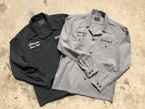 B.S.M.G. ENGINEER  L/S SHIRTS