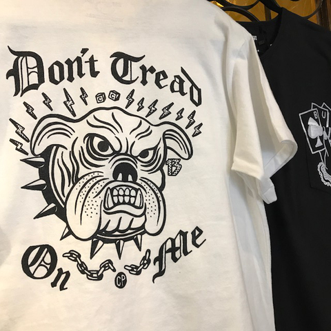 "CottonPickin T-sh ""Don't Tread On Me"""