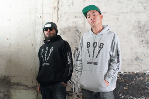 B.O.G SWEAT PARKA