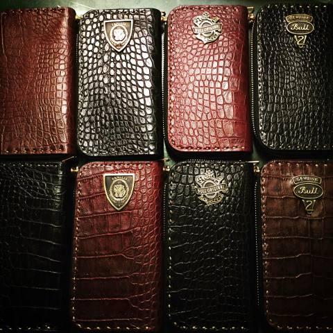 B.O Zip Wallet