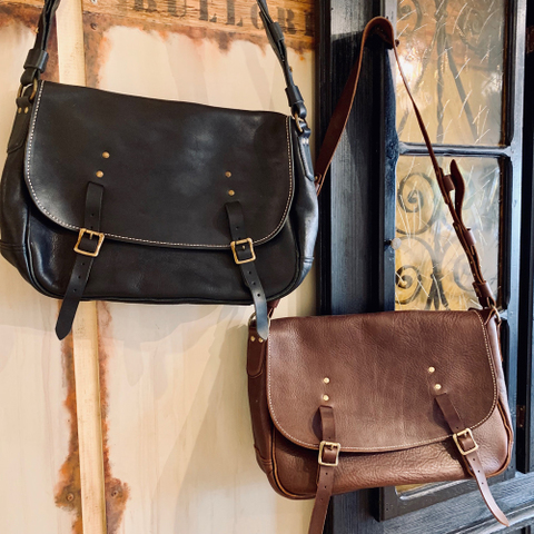 Heritage Saddle Bag
