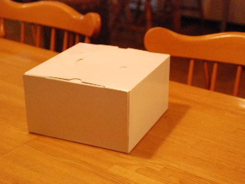 化粧箱(シフォン用