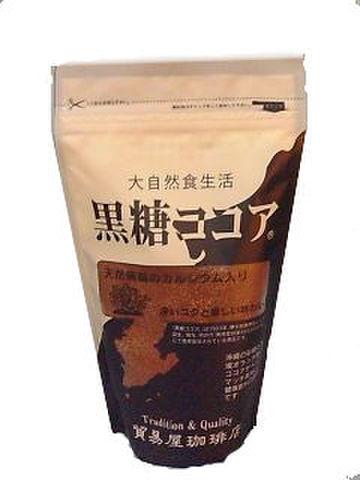 黒糖ココア 250g