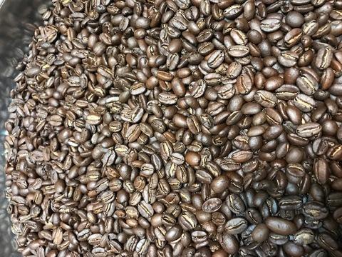 エチオピア FLO 無農薬栽培 深煎り(100g)