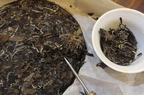 老樹白茶「壽眉」