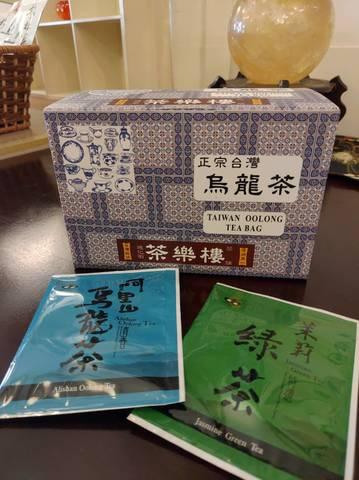 台湾茶 ティーバッグ