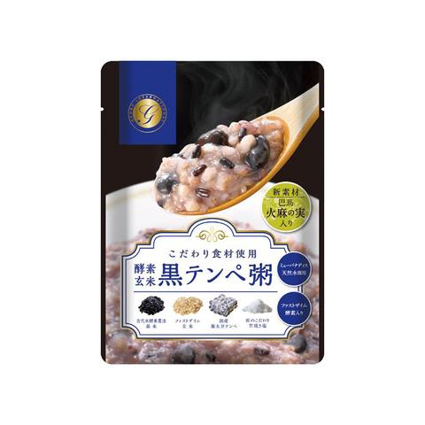 酵素玄米・黒テンペ粥