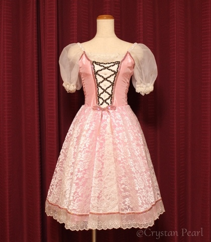 ロマンティックチュチュ(ピンク)ー1
