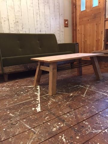 北欧,インダストリアルなローテーブル