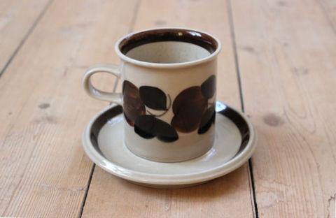 ARABIA(アラビア)/Ruija(ルイージャ/ルイヤ) コーヒーカップ&ソーサー2