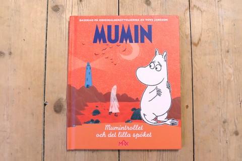 MUMIN(ムーミン)/Max(マックス)ムーミンと小さなオバケの絵本