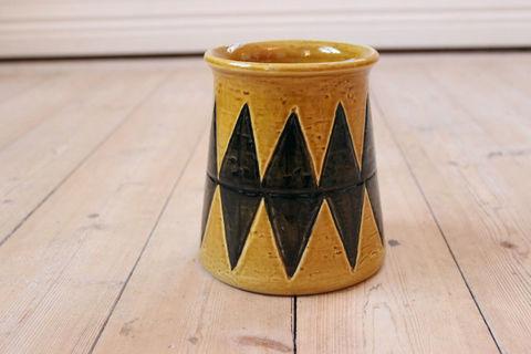Rorstrand(ロールストランド)/Harlekin(ハレキン)花瓶(Vase)2