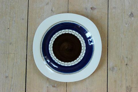 Rorstrand(ロールストランド)/johanna(ヨハンナ) ケーキプレート18cm