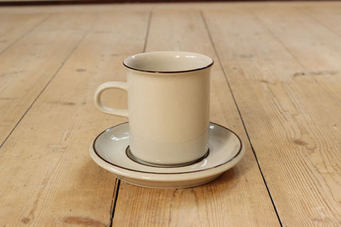 ARABIA(アラビア)/Fennica(フェニカ)コーヒーカップ&ソーサー