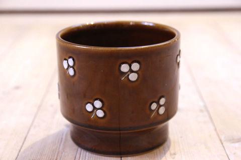 Rorstrand(ロールストランド)Sylvia Leuchovius 花器/植木鉢/フラワーベース3