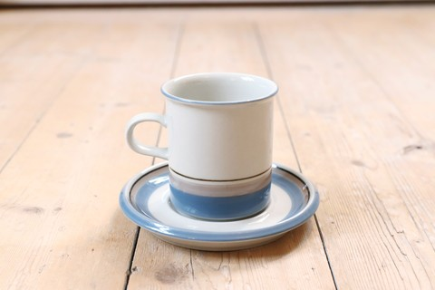 ARABIA(アラビア)/Uhtua(ウートゥア) コーヒーカップ&ソーサー