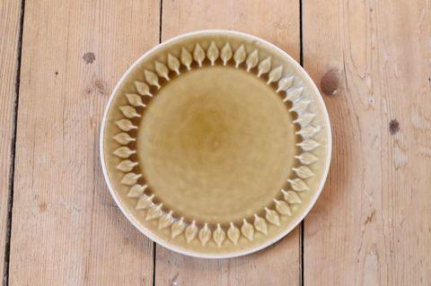 Jens.H.Quistgaard(イェンス・クイストゴー)/Leaf(リーフ)デザートプレート16.5cm(Kronjyden窯)5