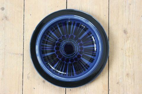 ARABIA(アラビア)/KOSMOS(コスモス/ブルーコスモス)デザートプレート20cm1